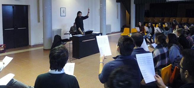 teoria y practica  I Congreso Nacional de Directores de Coro