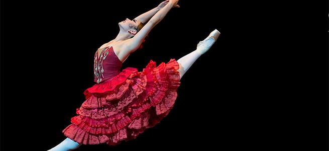 clasica danza  La Compañía Nacional de Danza visita el Centro Niemeyer con dos estrenos absolutos