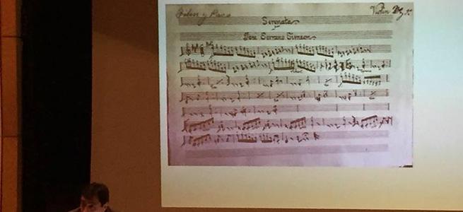 teoria y practica  XIV Jornadas AVAMUS de Musicologia