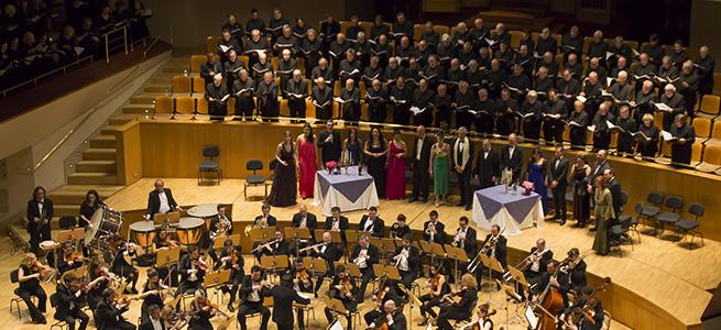 clasica  El órgano del Auditorio Nacional sonará con la Resurrección, de Mahler