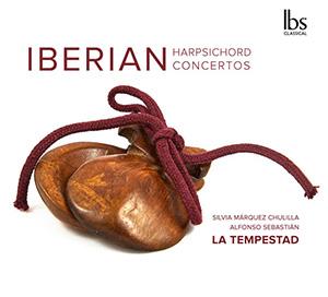cdsdvds  La Tempestad presenta su nuevo disco: Iberian Harpsichord Concertos