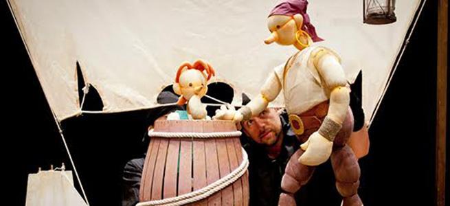 para ninos  Teatro de títeres para niños en Gulliver. En el país de Liliput
