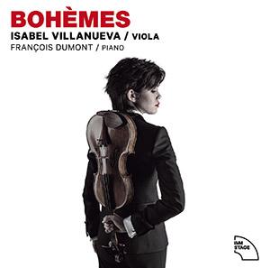novedades  La violista Isabel Villanueva presenta Bohèmes en el Teatro Real