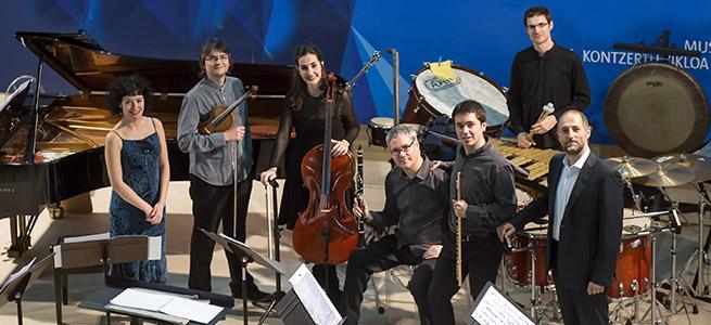 contemporanea  24º Encuentro de Música Contemporánea Festival Kuraia 2017
