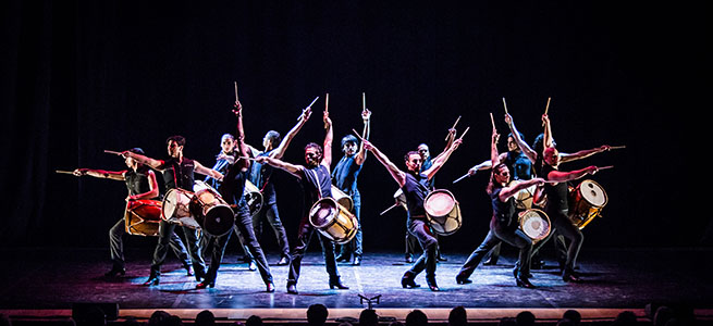 contemporanea danza  La fuerza de la danza percusiva de Che Malambo en el Teatro Auditorio