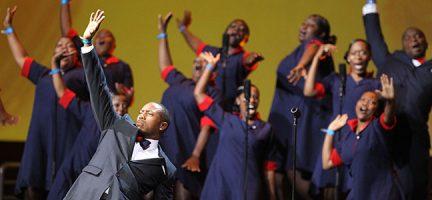 The South Carolina Gospel Chorale