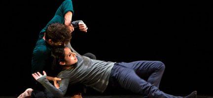 Carmen Fumero y Miguel Ballabriga compañía invitada con la pieza …Eran casi las dos