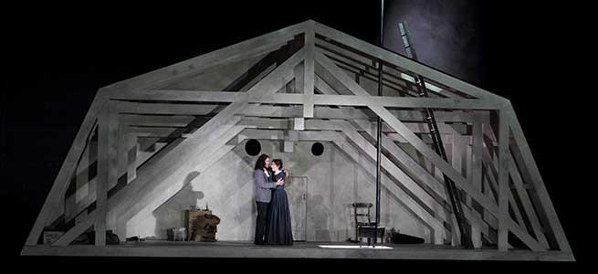 lirica  La bohème vuelve al Teatro Real, el paso de la juventud a la edad adulta