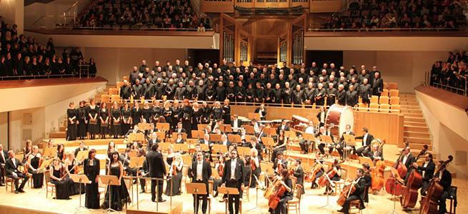 clasica  La música de Harry Potter con la Orquesta y Coro Filarmonía