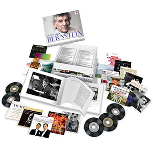 novedades  Leonard Bernstein. The remastered Edition