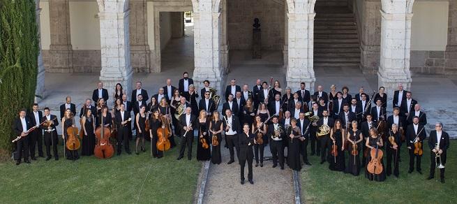 contemporanea  La Orquesta de Castilla y León estrena, en Ibermúsica, la nueva sinfonía de Jesús Rueda