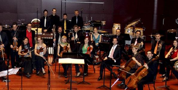contemporanea  Segundo concierto del IX Ciclo de Conciertos Fundación BBVA de Música Contemporánea