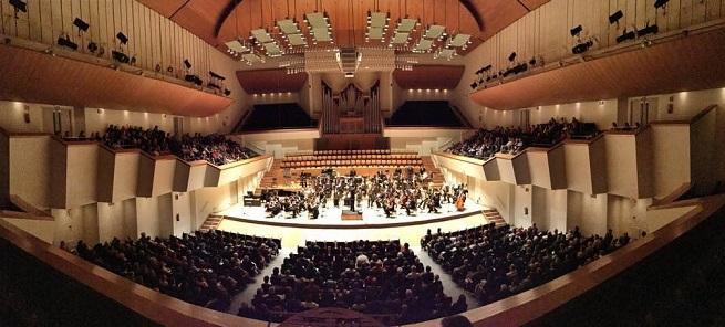 actualidad de centros  Concierto de la Orquesta del Conservatorio Superior de Música de Castilla la Mancha
