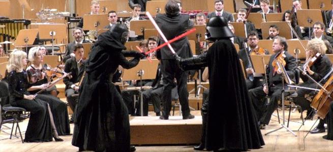 clasica  La Orquesta Filarmonía de Madrid vuelve a traer la música de Star Wars al Auditorio Nacional