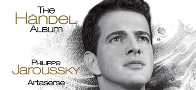 antigua  Philippe Jaroussky presenta en el Kursal su disco, compuesto por arias de ópera de Haendel