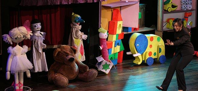 para ninos  El desván del Teatro Real esconde juguetes, cuentos y mucha magia