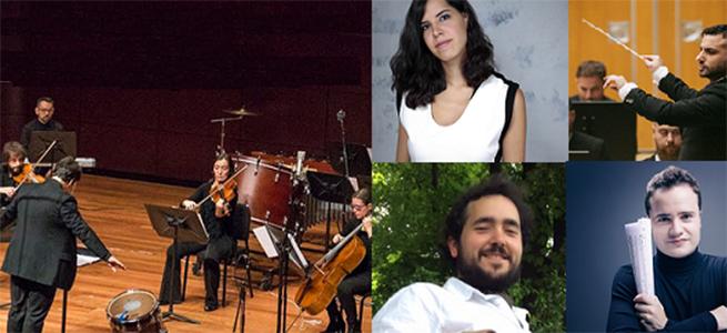 premios  Concierto final del 28º Premio Jóvenes Compositores