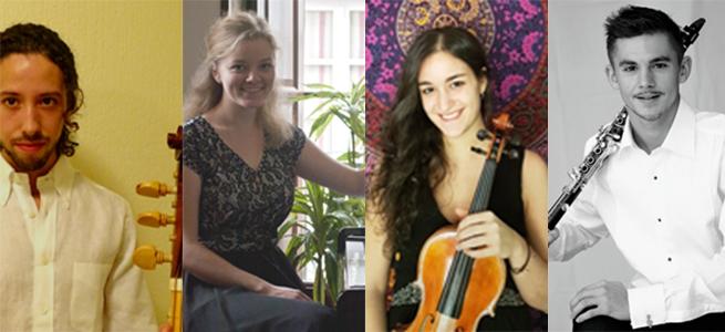 clasica  Ciclo de conciertos con alumnos del RCSMM: Los grandes clásicos con los músicos del futuro