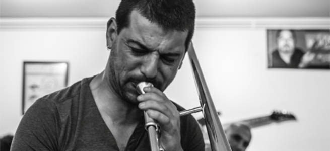 cursos  Master Jazz con el trombonista Víctor Correa