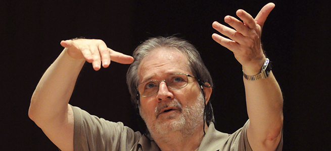 cursos  Peter Eötvös en Musikene