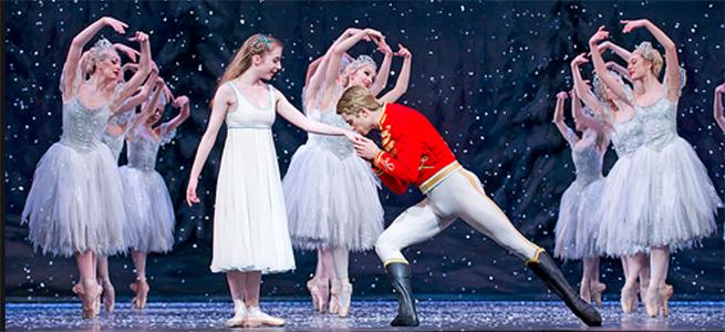 clasica danza  El Cascanueces en cines con The Royal Ballet