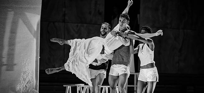 contemporanea danza  Estrellas del Ballet de la Ópera de París, CienfuegosDanza y Mariano Bernal brillan en Madrid en Danza