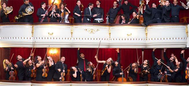 lirica  Un paseo por el Madrid de la zarzuela con la Orquesta Sinfónica Camerata Musicalis