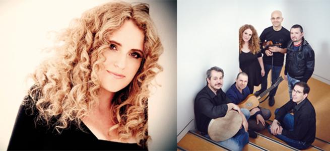 antigua  Raquel Andueza y La Galanía, concierto de Navidad en familia en los ciclos de la UAM