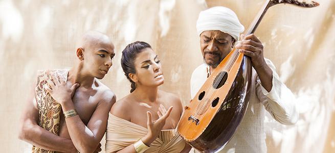 musicas del mundo  Hamsa para soñar en el Teatro Fernán Gómez