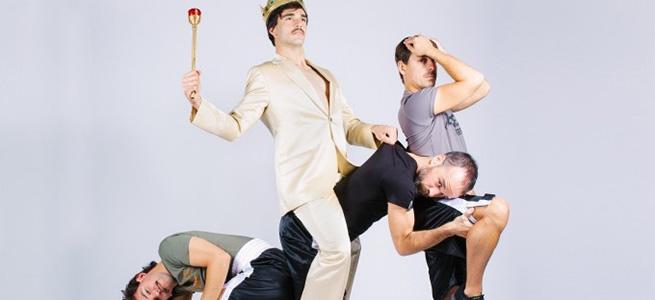 contemporanea danza  La Coja Dansa estrena Medul•la, un proyecto sobre la masculinidad desde la mirada femenina