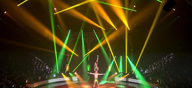 pruebas de acceso  Audiciones para artistas de circo del Cirque du Soleil