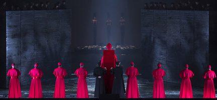 Don Carlo actualmente en el Palau de les Arts © Miguel Lorenzo