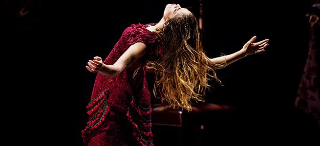contemporanea danza  Madrid en Danza se despide con baile flamenco y un homenaje al ballet académico ruso