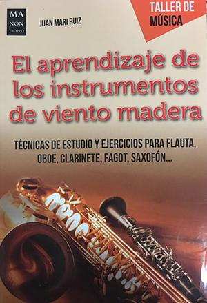 libros  Estudio de los instrumentos de viento madera