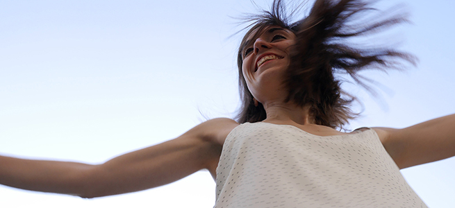 cursos  Clase abierta de danza creativa para adultos