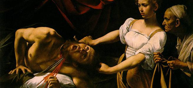 cursos  Curso Tres asesinos: Caravaggio, Marlowe y Gesualdo. La belleza del mal