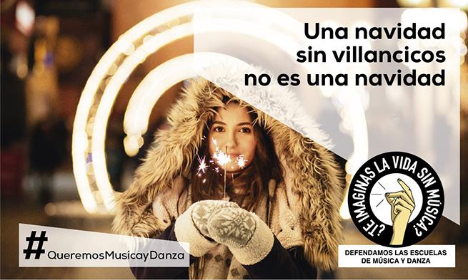educacion  Manifiesto por las Escuelas Municipales de Música y Danza