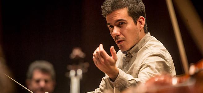 premios  Nuno Coelho gana el XII Concurso Internacional de Dirección de la Orquesta de Cadaqués
