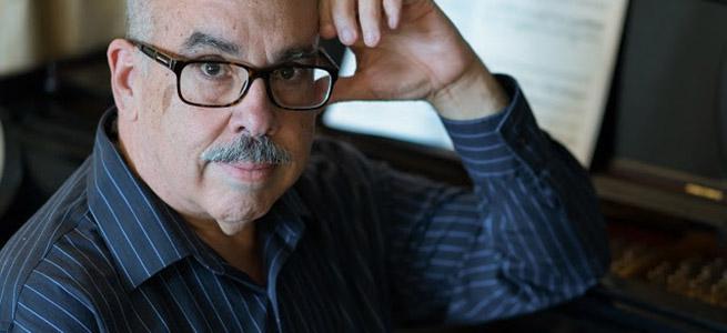 premios  El compositor Roberto Sierra, ganador del Premio SGAE 'Tomás Luis de Victoria' 2017