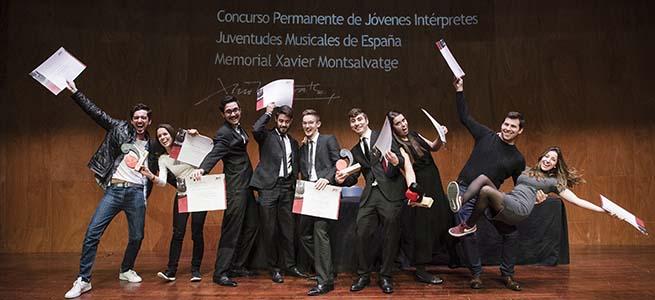 concursos  El concurso de Juventudes Musicales de España se amplía a música antigua, jazz y flamenco