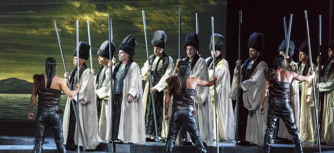 pruebas de acceso  Abierta convocatoria para participar en el Coro de Ópera de Tenerife