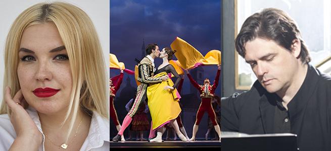 temporadas  Danza, lírica y piano en la programación de enero del Teatro de la Maestranza