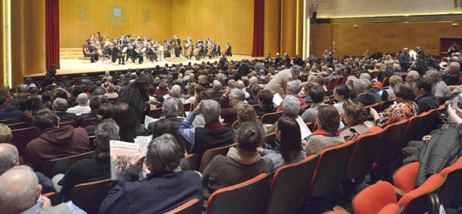 clasica  Noche de Reyes con la Real Filharmonía de Galicia