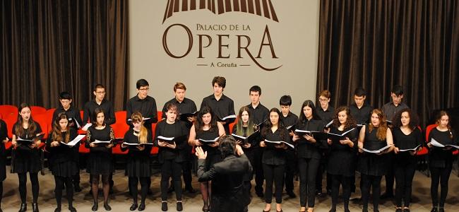 clasica  Zarzuela y música con el Coro Joven y los Niños Cantores de la OSG para empezar el año