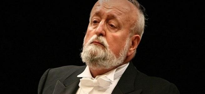 clasica  Krzysztof Penderecki se pone al frente de la Orquesta Joven de la OSG