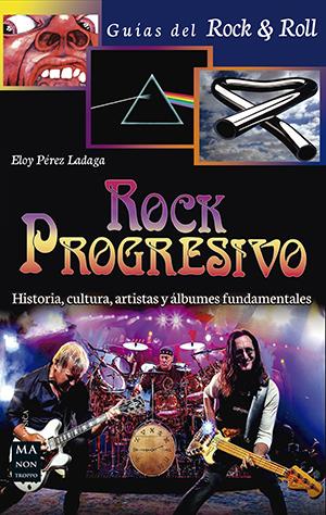 libros  Rock progresivo, mucho rock progresivo