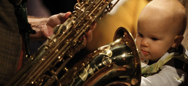 cursos  Talleres de música para la primera infancia. El mundo de la danza