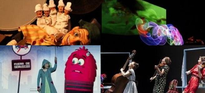 para ninos  FETEN 2018 celebra su 27 edición con más de 200 representaciones para todos los gustos