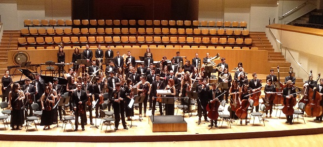 pruebas de acceso  Pruebas de acceso para la Jove Orquestra de la Generalitat Valenciana