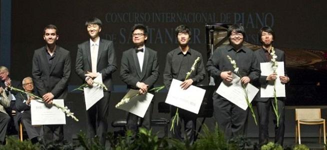 concursos  Admitidos 116 candidatos para la preselección del Concurso de piano de Santander Paloma O'Shea 2018